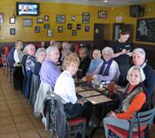 Austin's Steak House luncheon 2/20/13